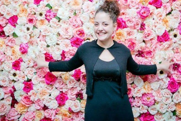 mur de fleurs - drissia fleuriste pro paris