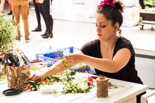 Drissia-artiste -Fleuriste et décoratrice en mariage, les plus beaux bouquets (1)