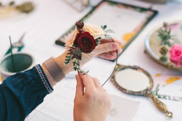 Drissia-artiste -Fleuriste et décoratrice en mariage, les plus beaux bouquets (11)