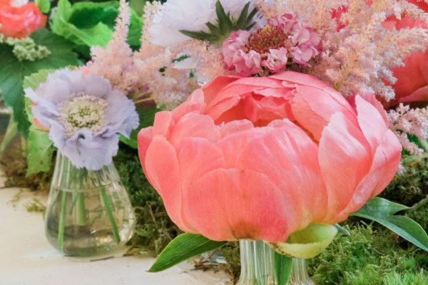 Drissia-artiste -Fleuriste et décoratrice en mariage, les plus beaux bouquets (2)