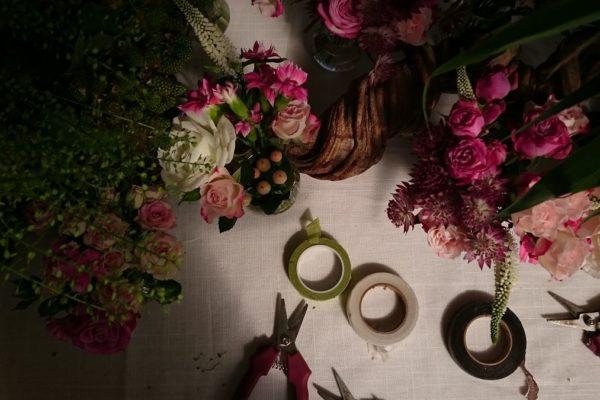 Drissia-artiste -Fleuriste et décoratrice en mariage, les plus beaux bouquets (21)