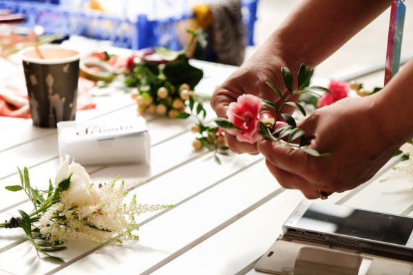 Drissia-artiste -Fleuriste et décoratrice en mariage, les plus beaux bouquets (24)