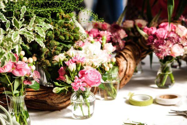 Drissia-artiste -Fleuriste et décoratrice en mariage, les plus beaux bouquets (25)