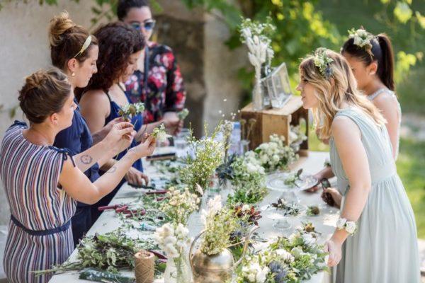 Drissia-artiste -Fleuriste et décoratrice en mariage, les plus beaux bouquets (3)