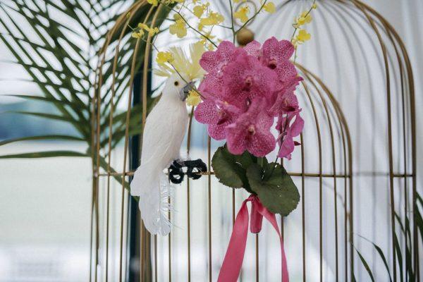 Fleuriste Mariage Paris, Composition Florale Mariage (15)