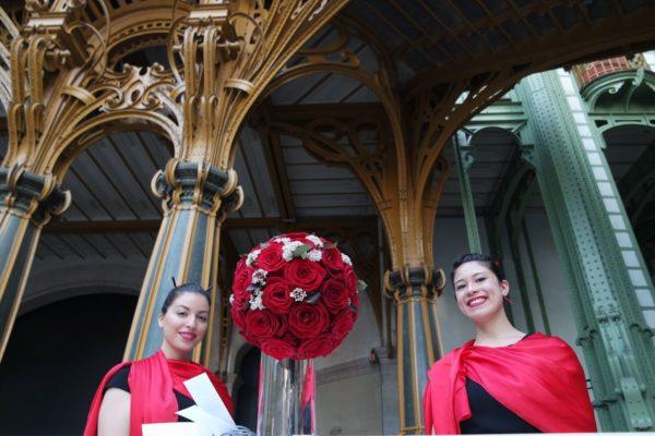 Naturel, votre fleuriste PRESS -EVENEMENT-créateur à PARIS (7)